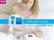 Tin tức mẹ bầu - Sử dụng máy hút sữa sao cho đúng cách?