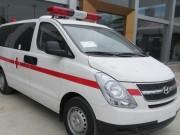 Tin tức - Bộ Y tế: Người nhà bệnh nhân được tự do chọn xe cứu thương