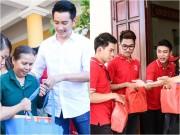 Làng sao - Nguyễn Phi Hùng, V.Music giản dị vẫn đẹp rạng ngời