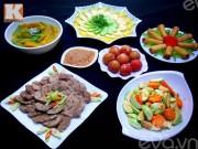 Bếp Eva - Thực đơn cơm chiều đầy hấp dẫn