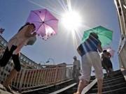Tin tức - Dự báo thời tiết cuối tuần: Nắng nóng quay trở lại, nền nhiệt tăng cao
