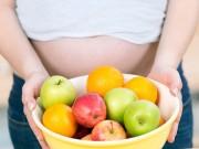 Bà bầu - Những loại trái cây là thuốc bổ cho mẹ bầu mùa hè
