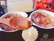 Bếp Eva - Rau câu rong biển mát lạnh ngày nắng