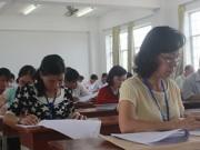 Tin tức - Thi tốt nghiệp THPT: Một số trường đã chấm xong môn trắc nghiệm