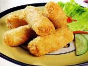 Tin tức ẩm thực - Chế biến nhiều món ngon với dầu ăn