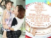Maya bất ngờ được fan tổ chức sinh nhật, động viên tinh thần  & quot;bỉm sữa & quot;