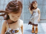 Làm mẹ - Con gái Đoan Trang đã lớn và xinh đẹp không kém các mẫu nhí đình đám