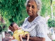 Chuẩn bị mang thai - Chịu tiếng 'vô sinh' 46 năm, người mẹ bất chấp tính mạng sinh con ở tuổi 72