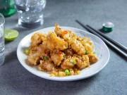 Bếp Eva - Sụn gà rang muối tiêu thơm ngon, giòn sần sật