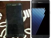 Eva Sành điệu - Samsung Galaxy Note 7 lộ ảnh trên tay đầu tiên