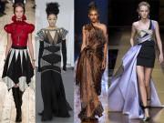 Thời trang - Những chiếc váy xuất sắc nhất tuần thời trang cao cấp thu đông Paris 2016