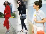 """Thời trang - 16 mẹo thời trang khắc chế đôi chân ngắn """"ảo diệu"""" cho các nàng dưới 1m6"""