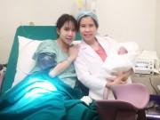 Bà bầu - Nữ bác sĩ sản khoa kể chuyện 4 lần đỡ đẻ cho vợ ca sĩ Lý Hải