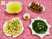 Bếp Eva - Bữa cơm ngon chỉ với 3 món