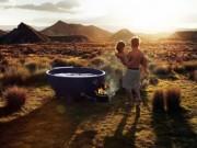 120 triệu cho một chiếc bồn tắm lộ thiên đang sốt nhất hè này
