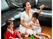 Làm mẹ - Học cách tránh bệnh đường hô hấp cho con của mẹ Ốc Thanh Vân