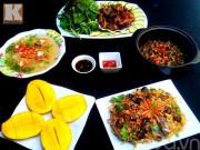 Bếp Eva - Bữa cơm chiều nhiều món hấp dẫn