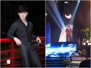 Làng sao - Nathan Lee bất ngờ gặp nạn trên sân khấu truyền hình trực tiếp