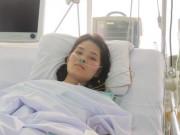 Tin tức - Nhật ký giành lại mạng sống nữ sinh bị ong bầu đốt