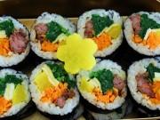 Bếp Eva - Cách làm kimbap chuẩn kiểu Hàn siêu ngon