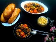 Món ngon nhà mình - Bò hầm tiêu xanh ngon cơm cho cả nhà - MN20615