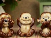 Làm mẹ - Truyện cổ tích: Sự tích khỉ đít đỏ