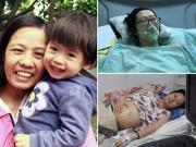 Bà bầu - Cảm động những mẹ Việt bị ung thư bất chấp tính mạng để sinh con