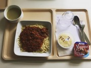 Bữa ăn tại các bệnh viện thế giới: Nghèo nàn tới khó ngờ