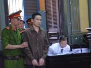 Phúc thẩm vụ Bình Phước: Y án tử hình với bị cáo Vũ Văn Tiến