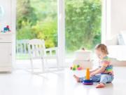 Tin tức nhà đẹp - 3 cách đơn giản chống nóng cho phòng bé