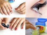 Làm đẹp - Những công dụng làm đẹp diệu kỳ của Vaseline khiến bạn choáng