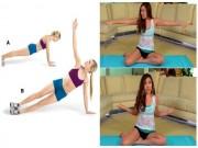 Làm đẹp - Giảm mỡ vùng bắp tay tại nhà với 5 động tác tập luyện đơn giản