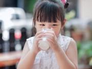 Tin tức sức khỏe - 500ml sữa mỗi ngày giúp bé đạt chuẩn cân nặng