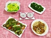 Bếp Eva - Thực đơn cơm chiều cho cả nhà thưởng thức