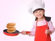 """Tin tức ẩm thực - """"Vui cùng con, làm bánh ngon"""" với bột bánh rán pha sẵn"""