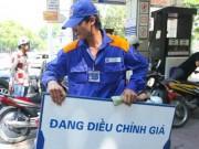 Mua sắm - Giá cả - Giá xăng giảm gần 700 đồng/lít từ 15h chiều nay