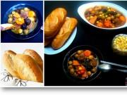 Món ngon nhà mình - Bò hầm tiêu xanh - Món ngon đạt giải tuần 2