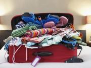 Nhà đẹp - Mẹo nén cả núi đồ vào vali khi đi du lịch