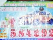 Tin tức - Trộm tờ vé số trúng thưởng 10 triệu đồng để… làm từ thiện