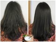 Làm đẹp - Dưỡng tóc hết khô, xơ trong 2 tuần với hỗn hợp này