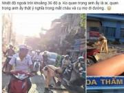 Tin tức - Hành động bất ngờ của CSGT dưới nắng nóng gây sốt mạng