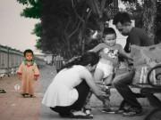 Làm mẹ - Những bức hình trẻ em khiến triệu người nhói lòng vì  '1 cuộc đời, 2 số phận'