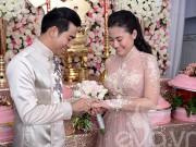 Thời trang - Cận cảnh chiếc áo dài cưới hot nhất ngày hôm nay của cô dâu Ngọc Lan