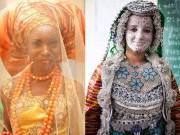 Thời trang - Thời trang áo cưới khắp thế giới sẽ khiến bạn thích thú