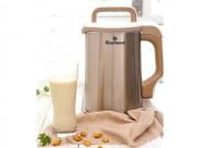 Tin tức ẩm thực - Mẹo làm sữa ngũ cốc ngon từ máy làm sữa đậu nành đa năng
