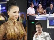 Làng sao - Vietnam Idol: Thu Minh đẹp quyền lực trong đêm Gala trực tiếp