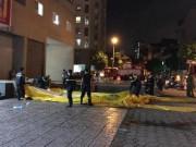 Tin tức - Giải cứu nam thanh niên có ý định tự tử ở tòa nhà 16 tầng