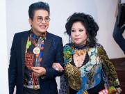 """Làng sao - Hôn nhân của MC Thanh Bạch và bà chủ Thúy Nga là """"thương vụ"""" kinh tế?"""