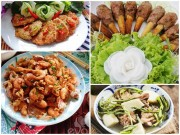 Bếp Eva - Gợi ý 4 món ăn ngon cho cuối tuần