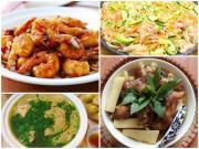 Bếp Eva - Bữa cơm cuối tuần tuyệt ngon